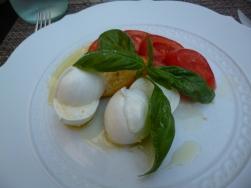 A caprese a day . . . delicious!